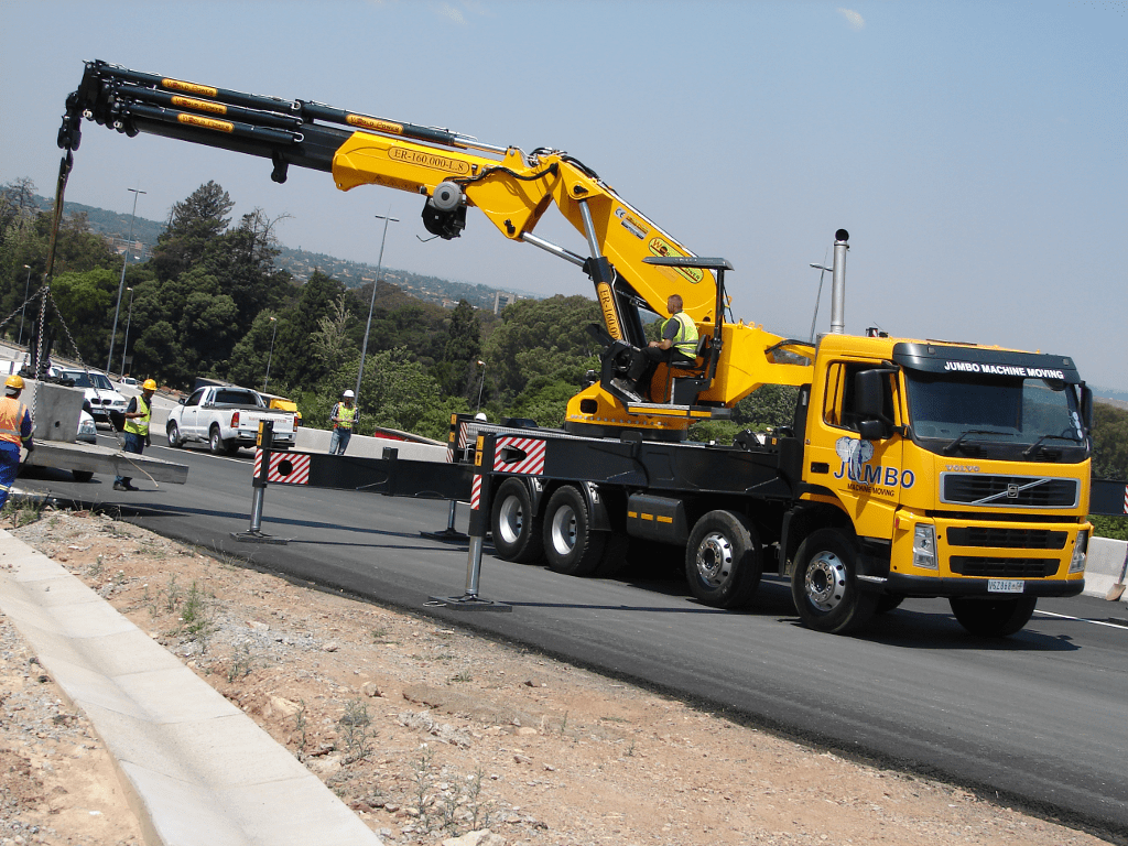 Crane truck hire johannesburg crane hire south africa for The crain