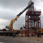 crane for hire johannesburg