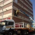 crane hire johannesburg rigging