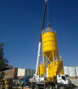 crane hire johannesburg