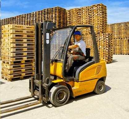 forklift hire cape town