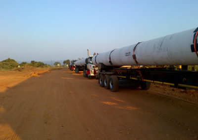pipe-transport