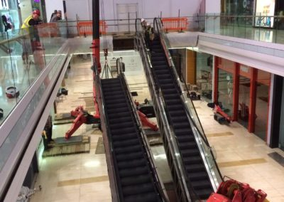 escelator lift